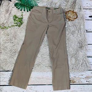 Eddie Bauer Blakley Fit brown pants
